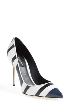Dolce&Gabbana Nautical Pump (Women) available at #Nordstrom