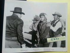 Dean Martin Brian Keith Actor Something Big Photo Print Still
