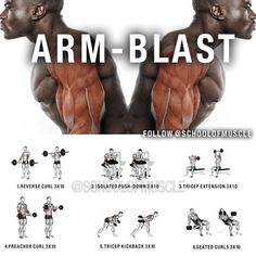 Many exercise and gym beginners make the mistake of focusing on the more hyped muscle groups like abs or biceps. Leg day workout for weight loss is important and plays a key role in both getting fit, losing weight, and staying that way. Fitness Workouts, Fitness Motivation, At Home Workouts, Best Chest Workout, Chest Workouts, Full Arm Workout, Biceps And Triceps, Biceps Workout, Forearm Workout