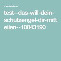 test--das-will-dein-schutzengel-dir-mitteilen--10843190
