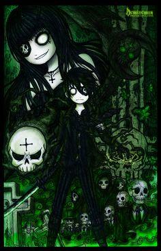 The Night Scythe Terror by DemiseMAN on DeviantArt
