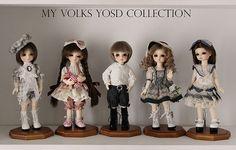 My Volks Yosd Collection (Veroferdi) Tags: show doll bjd kira superdollfie volks remi yuh kun syo yosd yotenshi rosenlied docshul