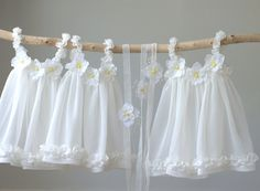 Newborn Summer Dress Photography Prop Romance Dress Baby