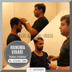 We just landed a new celebrity cricketer at our clinic for hair transplant, Hanuma Vihari. Thank you for choosing us! Hair Transplant In India, Fue Hair Transplant, Natural Hair Care, Natural Hair Styles, Homestuck Cosplay, Healthy Lunches For Kids, Hair Restoration, Princess Of Power, Clinic