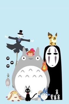 We all love Hayao Miyazaki~~