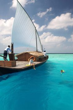 Don a face mask and flippers and explore the house reef, which is home to a colorful array of fish and the occasional sting ray. Baros Maldives - Jetsetter