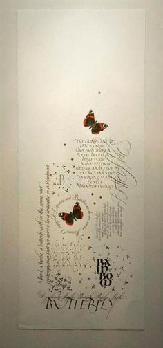 Lovely layout Butterfly by Janine Mitchell of Australia.