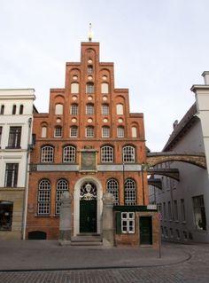 """Historical Restaurant """"Haus der Schiffergesellschaft"""""""