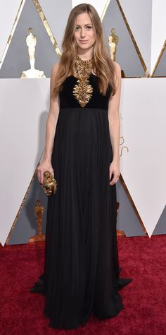 2016 Oscars Red Carpet Photos - Hannah Bagshawe - from InStyle.com
