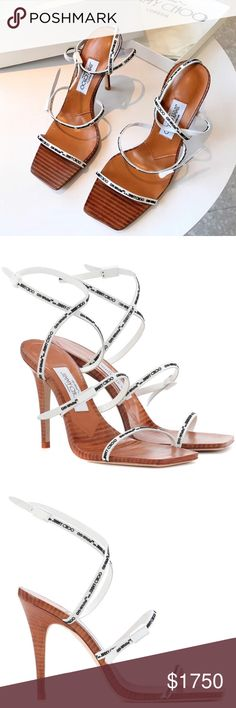 c52304f98c3 Off-White x Jimmy Choo Jane Sandal Size