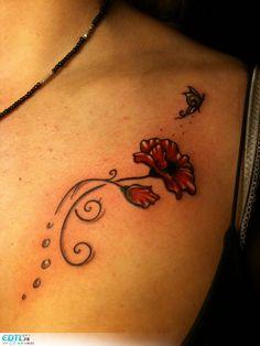 tatouage contour de poignet en fleur fleurs tatouage poignet heqo tatoo pinterest contours. Black Bedroom Furniture Sets. Home Design Ideas