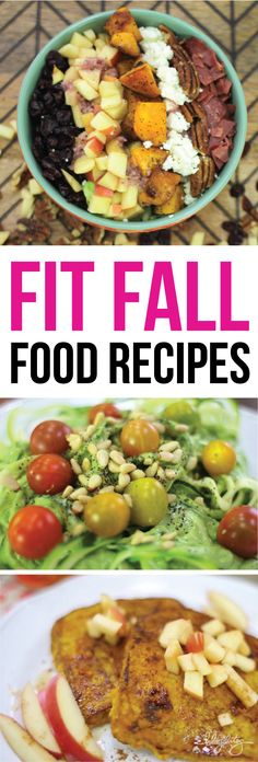 Fall means new ingredients and cozy flavors! Learn how to make: Raw vegan zoodles (paleo and low carb!), a luxurious fall harvest salad, and the most delectable pumpkin french toast. Healthy, creative recipes to take you through Autumn!