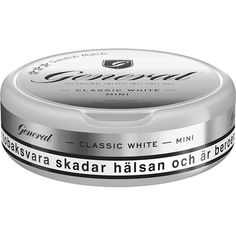 Snus General Classic Mini White Mini White Portion cans as Classic Mini, Classic White, Baking Ingredients, Cooking Timer, Sweden, Canning, Ebay, Products, Home Canning