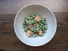 Simple Spring Pea Salad recipe