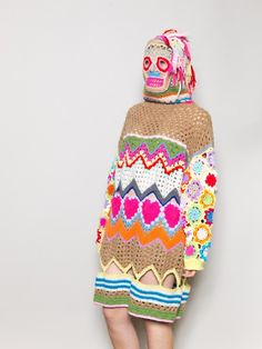 Katie Jones Crochet Fashion