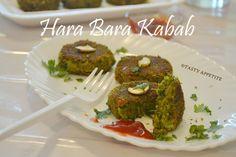 Hara Bhara Kabab recipe..! http://www.tastyappetite.net/2014/10/hara-bhara-kabab-vegetarian-kabab.html
