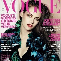 UK Vogue October 2012 : Kristen Stewart : Mario Testino