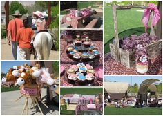 cowgirl birthday party ideas and decorations | Cowgirl Party | Flickr - Photo Sharing!