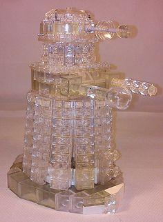 Dalek Trans work in progress