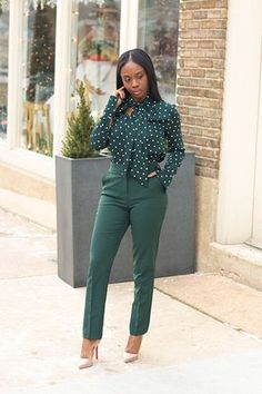 latest african fashion look 1204 Classy Work Outfits, Business Casual Outfits, Business Attire, Casual Work Attire, Outfit Work, Corporate Attire, Corporate Fashion, Fashion Wear, Work Fashion