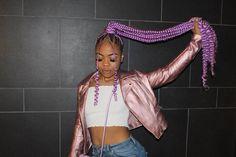 Braided Hairstyles For Black Women Cornrows, Feed In Braids Hairstyles, Black Girls Hairstyles, Pretty Hairstyles, Natural Hairstyles, Rainbow Braids, Black Girl Braids, Braids Wig, Lace Hair