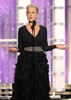 Helen Mirren Photo - 69th Annual Golden Globe Awards - Show