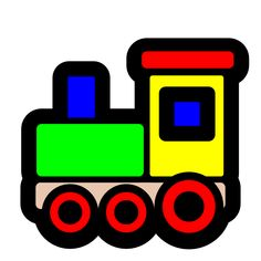 Spanish train songs make a fun addition to a transportation theme and teach lots of common vocabulary. Train songs and transportation picture cards. Preschool Spanish, Learning Spanish, Trains Preschool, Train Cartoon, Cartoon Clip, Graduation Templates, Spanish Songs, Spanish Class, Transportation Theme