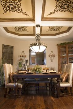 Decorating Up: 10 Captivating Ceiling Design Ideas - HomeandEventStyling.com