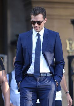 Jamie Dornan Life: Jamie Talks About Filming of 'Fifty Shades Freed' ...