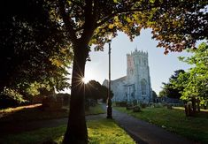 Britain's 14 most beautiful churches (according to Bill Bryson) Faith In Love, New Forest, Future Travel, Travel And Leisure, London Travel, Great Britain, Bill Bryson, Countryside, Travel Destinations