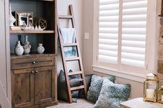 Artisan Ladder | Handcrafted Furniture | Artisan Hardware | Blanket Ladder