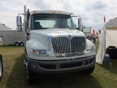 White International  DuraStar truck