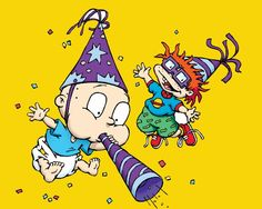 The rugrats ♡
