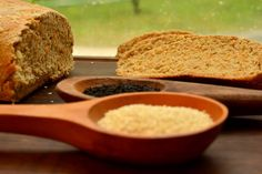 pan de salvado y zanahoria