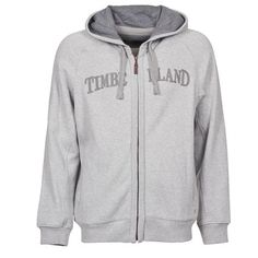 COZY CHRISTMAS GIFT: This zip up hooded sweatshirt by Timberland goes great with his boots! #mens #fashion #hoodie #fleece #sweatshirt #winter #timerland #uk