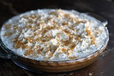My Cherished Canadian Recipe: Flapper Pie - The Kitchen Magpie - bananafunnelcake Custard Recipes, Lemon Recipes, Pie Recipes, Chicken Recipes, Healthy Recipes, Chocolate Lasagne, Chocolate Pudding Cake, Funnel Cakes, Classic Desserts
