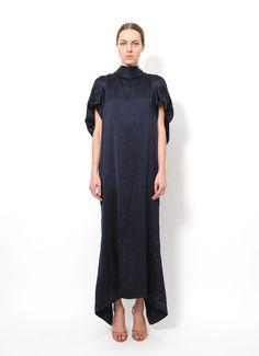 Saint Larent runway 2007 dress