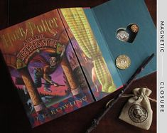 Hollow Books with a Magnetic Closure by SecretSafeBooks on Etsy Harry Potter Gifts, Magnets, Etsy Seller, Closure, Stone, Unique Jewelry, Handmade Gifts, Books, Kid Craft Gifts