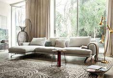 Elegant Mustique Sofa by Gordon Guillaumier