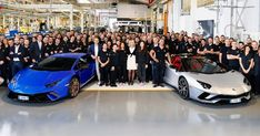 Lamborghini Closes 2017 With The Seventh Consecutive Sales Record  ||  For the seventh year running, Lamborghini has set a new sales record, moving 3,815 supercars – ten percent more than it did in 2016. http://www.carscoops.com/2018/01/lamborghini-closes-2017-with-seventh.html?utm_campaign=crowdfire&utm_content=crowdfire&utm_medium=social&utm_source=pinterest