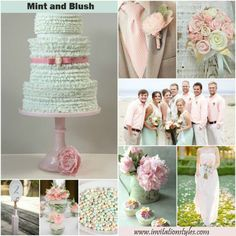 Wedding Color Trends 2014 | TOP 2014 Wedding Colors Combinations Trends-Mint and ... | Wedding id ...