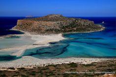 """/ Photo """"Balos - Isola di Creta - ( Greece - dvd by primo masotti Great Photos, Creta Greece, Places To Go, Water, Outdoor, Image, Facebook, Gripe Water, Outdoors"""