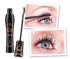 Produkttest: Lash Princess Mascara von essence für strahlende Augen und einen betörenden Blick!