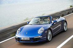 Foto Porsche 911 Carrera 4 Porsche 911-carrera-4 Cupe 2012