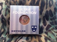 Kryolan Ultra Foundation OB 2 Review