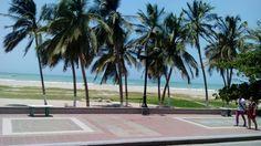 Playa de Riohacha, la Guajira, Colombia Sidewalk, Adventure, Design, Art, Tourism, Beach, Beauty, Pictures, Art Background