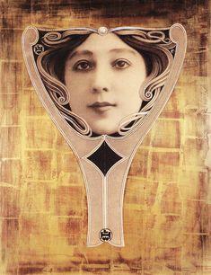 leprincelointain: Louis Welden Hawkins (1849-1910), La Belle Otero - 1900