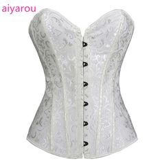 00fb604a0110 Check out this product on Alibaba.com APP Factory wholesale Jacquard  Strapless Bridal Corset Bustier