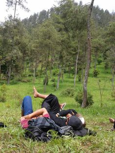 we slept at the foot of the Lawu mountain