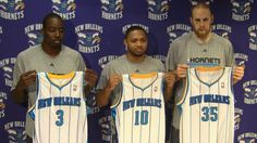Eric Gordon Is Excited To Be In New Orleans